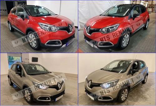 Renault Captur Çıkma Abs Beyni