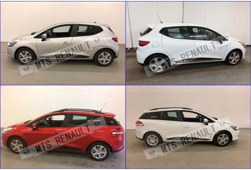 Renault Clio Çıkma Abs Beyni